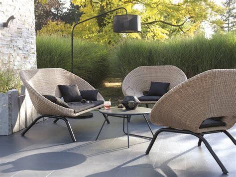coussin pour canape exterieur un salon de jardin chic à prix doux joli place