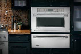 ge monogram advantium microwave convection oven  warming drawer  professional kit