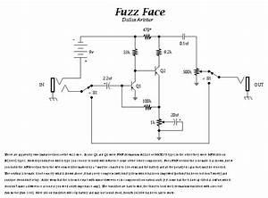 Diy Fuzzface Circuit