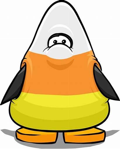 Candy Corn Costume Wikia Wiki Penguin Clubpenguin
