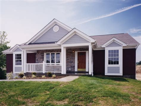 barnes and noble hurstbourne small ranch front profile home grass roots ii ranch home