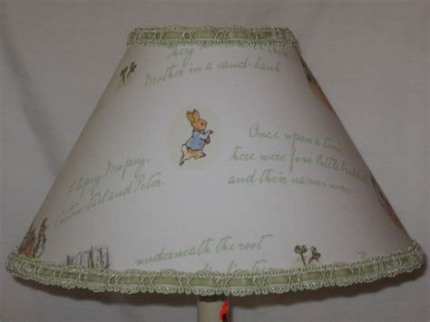 Peter Rabbit Fabric Nursery Lamp Shade M2m Pottery Barn Dawn Kitchen Sinks Porcelain Sink With Drainboard Drain Board My Smells Frog Sponge Holder Farmhouse Apron Review For Less