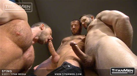 Dirk Caber Shay Mickaels And Hunter Marx Sucking And