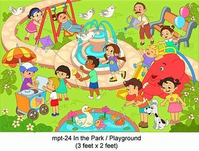 Talk Play Mykidsarena Material Park Classroom India