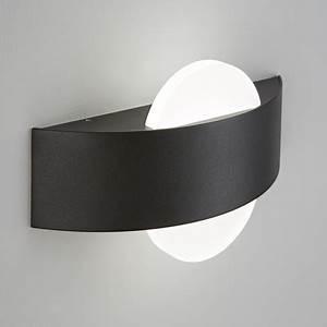 Applique Salle De Bain Noire : biard applique murale salle de bain 11w saturne noir ore11846 ~ Teatrodelosmanantiales.com Idées de Décoration