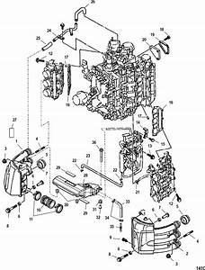 Intake Silencer For Mercury 225 Efi 4
