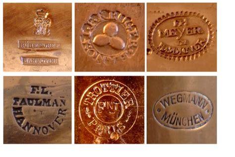 german  austrian copper  brass