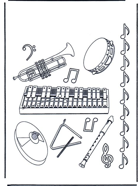 instrumentos musicais musica