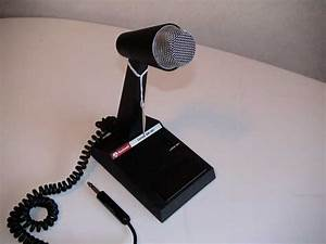 Pin Shure 444d Desk Microphone On Pinterest