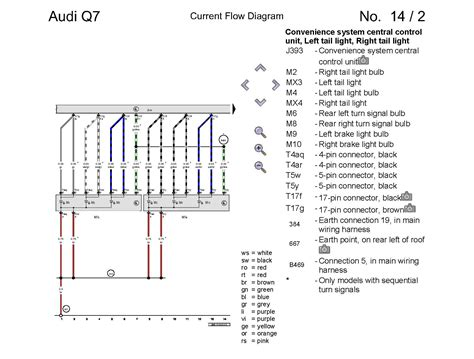 2000 Acura Tl Electric Schematic by 2007 Audi Q7 Engine Diagram Wiring Library