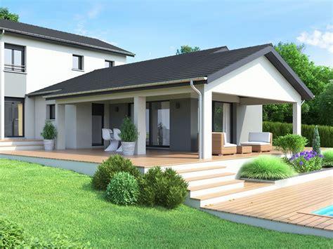 constructeur maison contemporaine rh 244 ne alpes maisons id 233 ales
