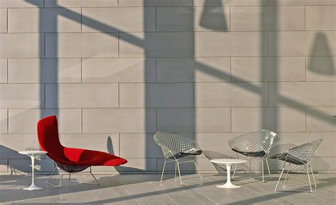 chaise bertoia blanche asymmetric chaise with cover hivemodern com