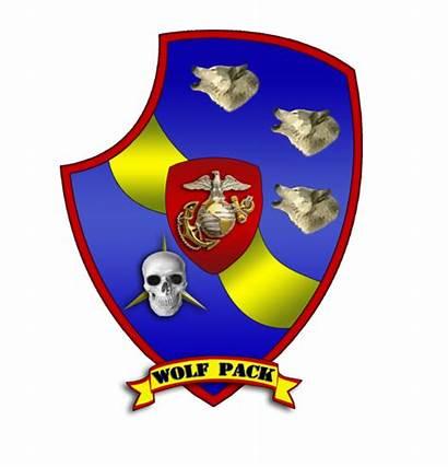 Battalion Armored Reconnaissance Emblem 3rd Third Lar