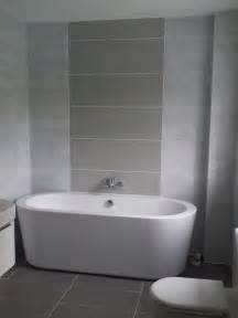 grey tiled bathroom ideas 25 grey wall tiles for bathroom ideas and pictures