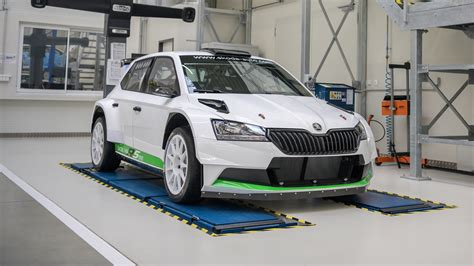 10 Most Important Changes In The ŠKODA FABIA R5 evo ...