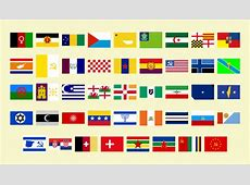 My best flags up to date 44 by matritum on DeviantArt