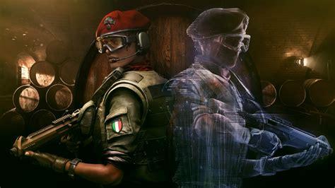 alibi  tom clancys rainbow  siege   wallpapers