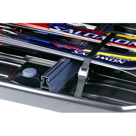 2 adaptateurs porte skis pour coffre thule 6948 norauto fr