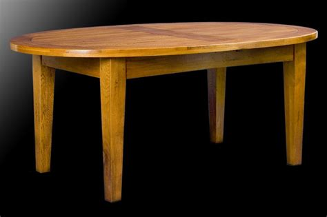 table de salle a manger ovale avec rallonge salle manger chne massif de meubl affaires en charente maritime 17