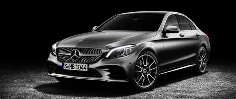 The New Mercedesbenz Cclass 2018 World Premiere