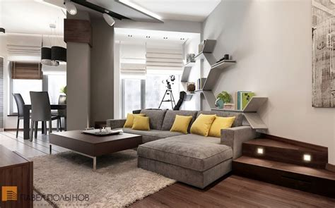 comfortable and stylish small apartment