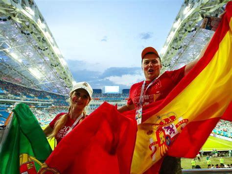 spain  portugal eye hosting  world cup thescorecom