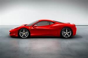 2014 Ferrari 458 Italia Side View 001 Photo 6