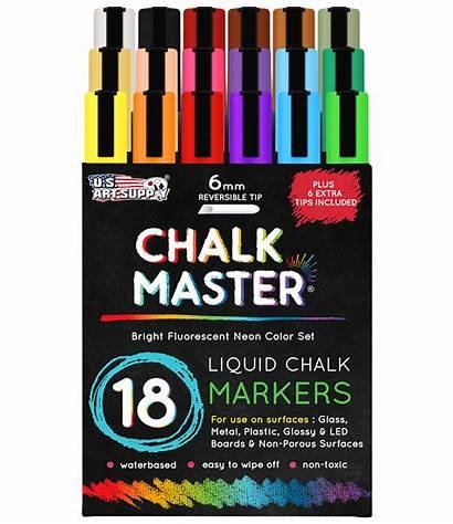 Chalk Liquid Marker Neon Markers Master Fluorescent
