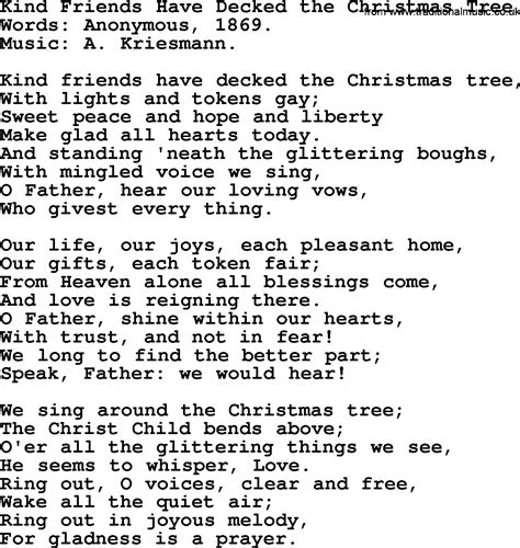 collection of what are the words to oh christmas tree