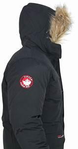 Canada Weather Gear Goose Men39s Parka Down Jacket Coat Canada Goose Victoria Parka Online Shop