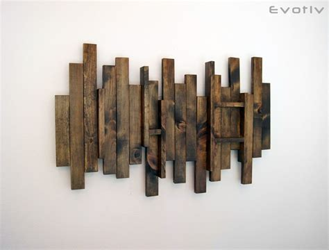 rustic metal wall sculptures wood wall contemporary wood wall