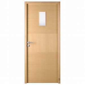 porte d39interieur bois hebertot pasquet menuiseries With porte de garage enroulable de plus menuiserie porte intérieure