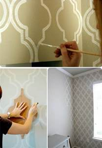 Accent Wall Paint Pattern Ideas