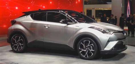 2017 Toyota Chr C-hr Fiyatı Ne Kadar Olur 2016-06-02