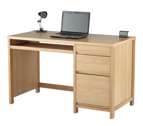 oak bureau desk oak veneered home office desk