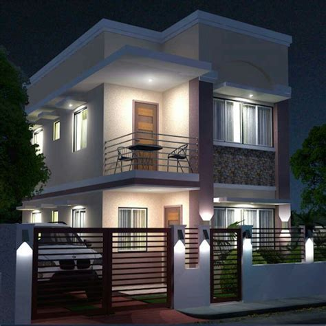 2 Storey House  House Plan In 2019  Pinterest  House