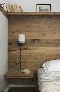 Deco Mur En Bois Planche : mettez des planches vos murs ~ Dailycaller-alerts.com Idées de Décoration