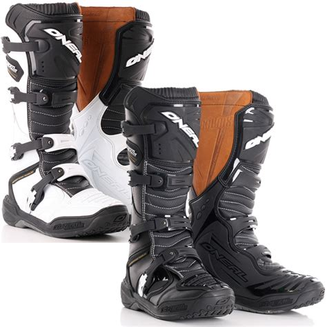 oneal element motocross boots oneal element 3 profit off road enduro dirt bike leather