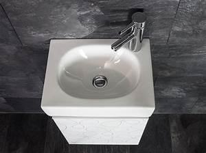 Badmöbel Set Ohne Waschbecken : badm bel set g ste wc ice spiegel waschbecken waschtisch 40cm ~ Bigdaddyawards.com Haus und Dekorationen