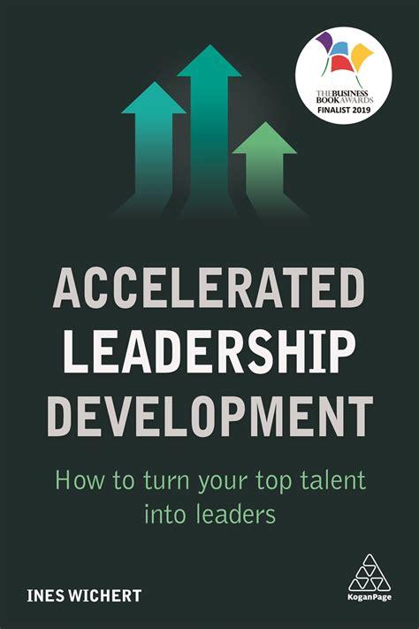 accelerated leadership development