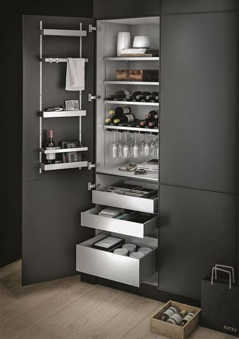 aluminium kitchen accessory multimatic by siematic design speziell 174 house ideas pinterest