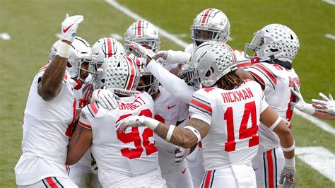 Ohio State to play for Big Ten title against Northwestern ...