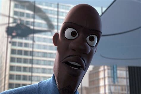 Frozone's Savage Wife Is The Star Of The New 'incredibles