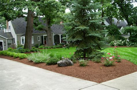 yard landscaping curb appeal 20 modest yet gorgeous front yards