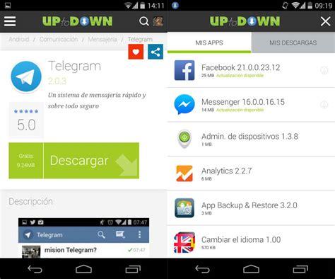 uptodown para android una alternativa real a play