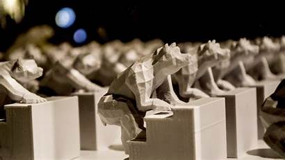 3d Printer Wolf Miniatures Artwork Plastic Depth