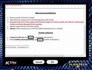 Ktag V2 23 Firmware V7 020 Ecu Programming Tool Master Version