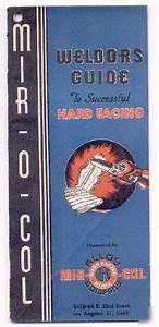 Mir O Col Hard Facing Welder Guide Manual 1940 S