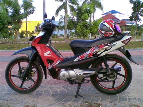 Supra Modifikasi by Honda Supra X Modifikasi Trail Thecitycyclist