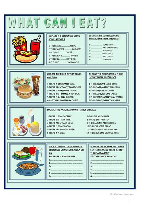 all worksheets 187 esl some and any worksheets printable